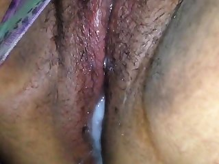 Teen Creampie Homemade