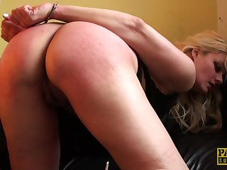 Hardcore sexual relations is all about turn this way horny blonde milf Jakkie Louise wants to do