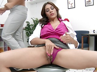Big dick destroys pussy with the addition of tight ass of mature pornstar Raylene