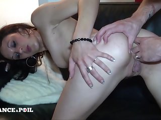 25 Years Old Coupled with Sodomized At Her First porn anal