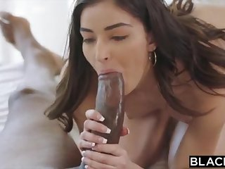 BLACKED School College Girl Vengeance Pounds Her Schoolteachers BIG BLACK COCK